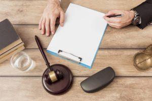 עריכת דין פשיטת רגל